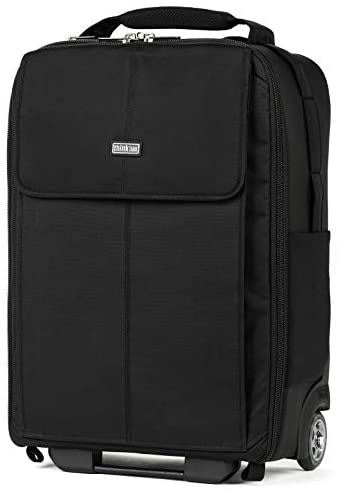 Airport Advantage XT Rolling Carry On Camera Bag Black