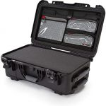 Nanuk 935 Waterproof Carry On Hard Case with Lid Organizer and