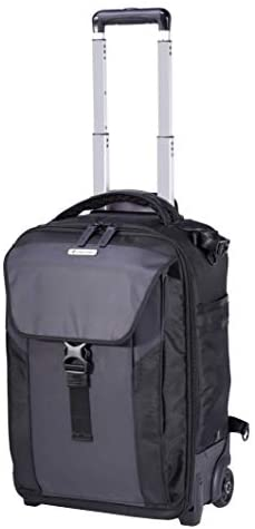 Vanguard VEO Select 59T Trolley BagBackpack for Pro DSLRMirrorless Cameras
