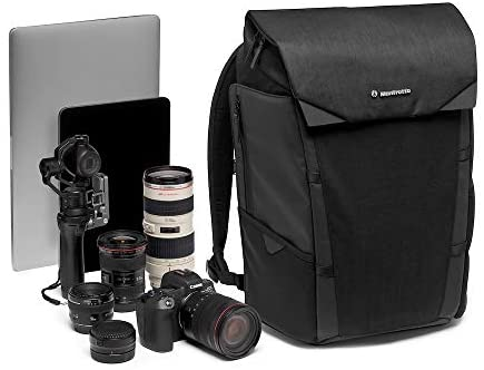 Manfrotto Chicago Camera Backpack Medium Multiuse for Carrying Camera and